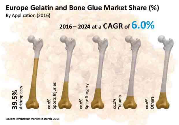europe gelatin and bone glue market