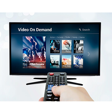Videoondemand Market To Expand At Stellar Cagr During Covid19 Pandemic Demand To Escalate With Lockdown Extension Says Pmr