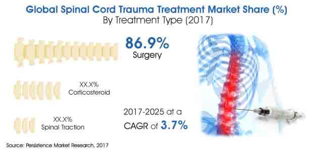Report Global Spinal Cord Trauma Treatment Market  Image for Market Bytes
