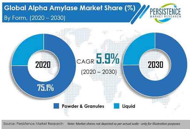 Alpha Amylase Market