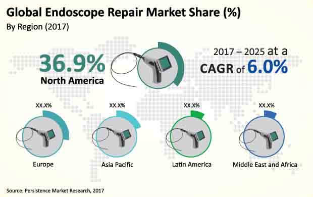 endoscope repair market