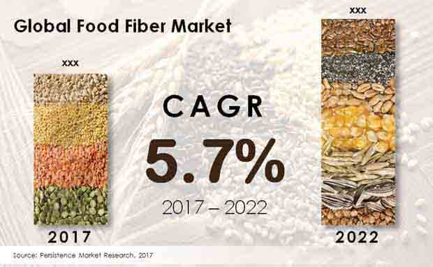 global food fiber market