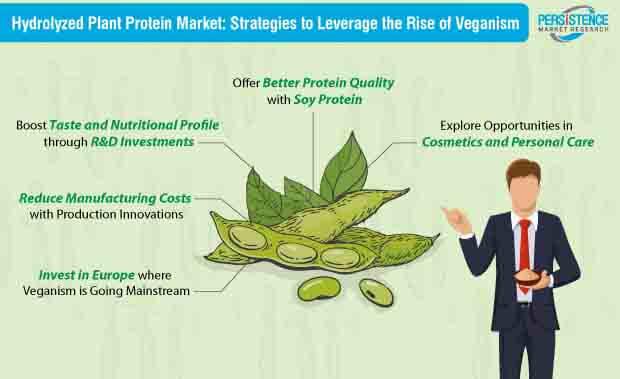 hydrolyzed plant protein market strategy