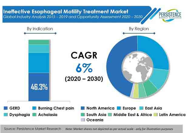 ineffective esophageal motility treatment market