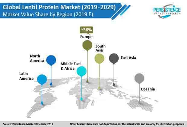 lentil protein market