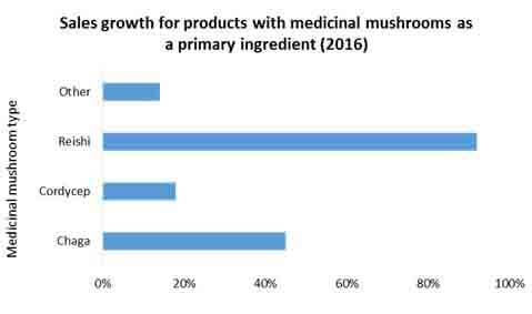 medicinal mushrooms market