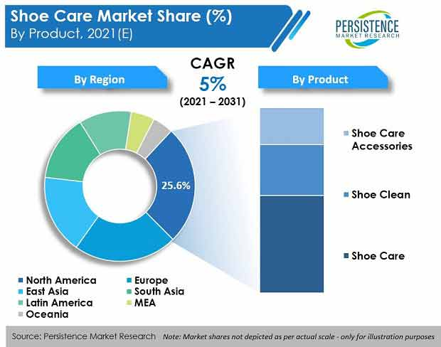 shoe care market